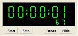 桌面计时器