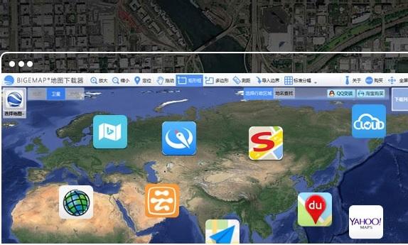 谷歌GPS地图 4.4