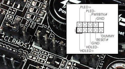 如何连接主板电源线?